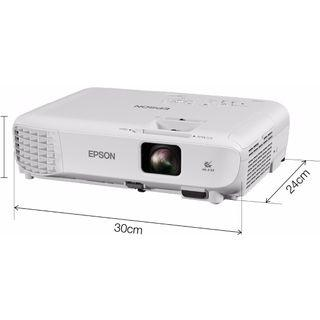 🚚 Epson EB-S05 SVGA projector