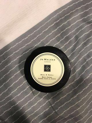 🚚 Jo Malone乳霜 羅勒與橙花 50ml