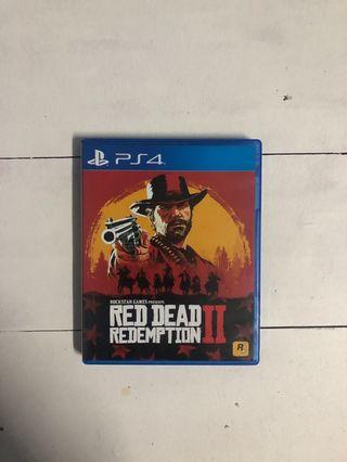 Red Dead Redemption Ps4