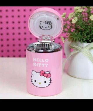 Hello Kitty LED Light Ashtray