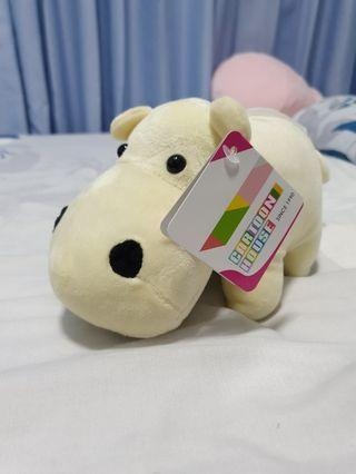 🚚 Small Hippo stuffed toy