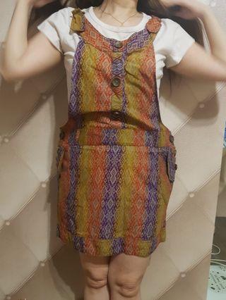Batik jumpsuit