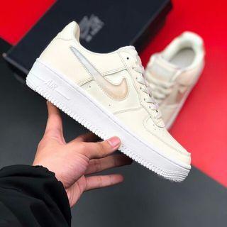 Nike Air force1 07'V8 女神糖果果凍漸變布丁空軍系列