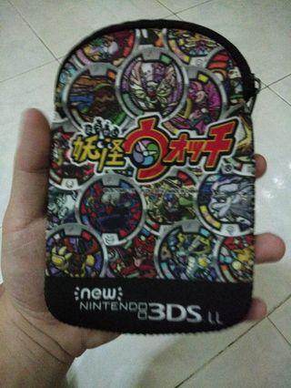 3DS LL Yokai Watch Bag Covers