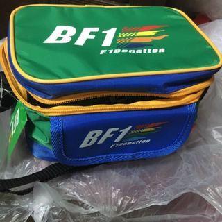 班尼頓保溫袋➕glasslock 715ml保鮮盒