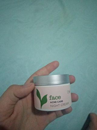 #maugopay mineral botanica acne night cream