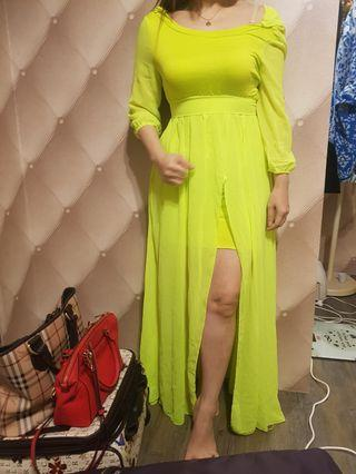 Stabilo dress