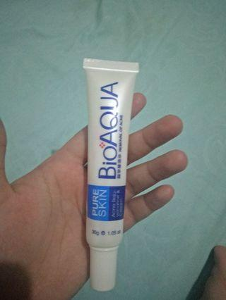 #maugopay bioaqua removal of acne