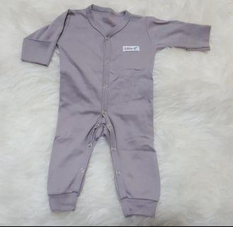 Sleepsuits LittleQ Grey - Newborn size