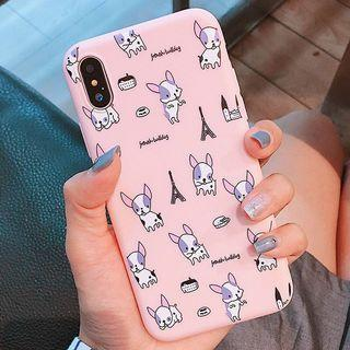 Doggo iPhone case PO🥳
