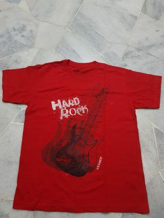 Hardrock cafe Sydney tshirt