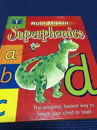 🚚 Superphonics/ phonics
