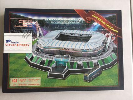 Juventus Stadium - 3D Puzzle