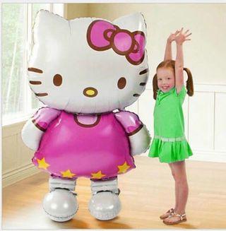 Hello Kitty Balloon (70x114cm)