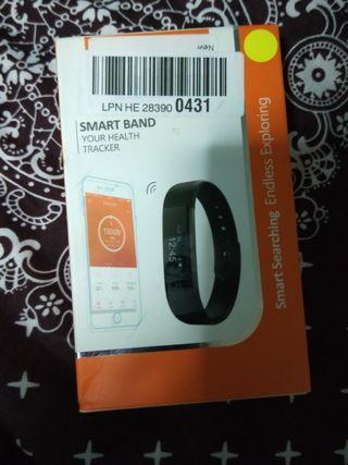 Black Smart Band