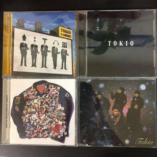 TOKYO專輯。精選專輯與單曲