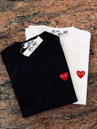 [JUNE HOLIDAY PROMOTION] (CDG) PLAY Tee