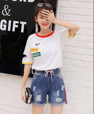 💌#1606_💌 short pants