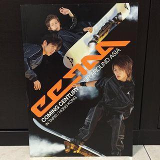 V6-Coming Century寫真集+單曲+岡田准一個人照8張~保證傑尼斯正版