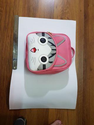 🚚 奇奇冒險日記 奇奇 甜甜私房貓 小起 私房貓 粉紅 粉紅色 粉色