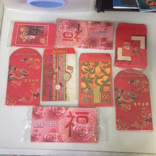 Assorted Red Packets