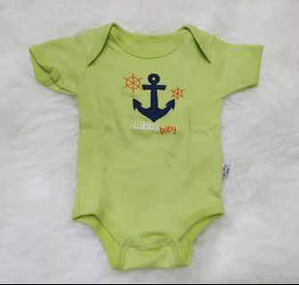 Jumper Libby Sailor Green 0-3m