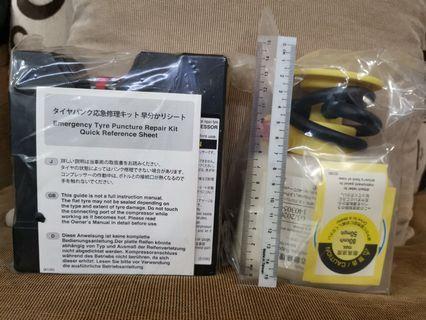 Emergency Tyre Puncture Repair Kit