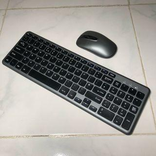 🚚 Wireless Keyboard and Mouse