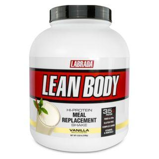 Labrada Lean Body Hi Protein Meal Replacement Shake 4.63lbs / 2.1kg