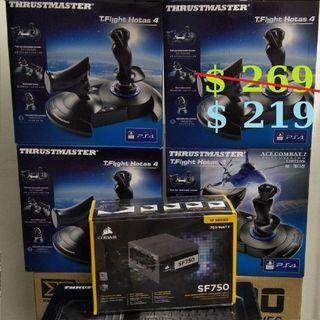 Corsair SF750 80 PLUS Platinum High Performance SFX Power Supply SF Series  (7Y).., or Walk in Tonite for better Offer Rate..,  (# Sales Offer Till 31/7/2019 While our Supplies Last...,.)