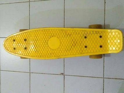 Skateboard penny board