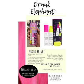 Night Bright Duo Drunk Elephant #SociollaCarousell