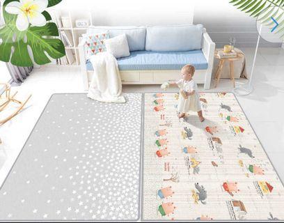 🚚 BNIB Parklon Playmat double side mat 200cm x 150cm x 1.0cm