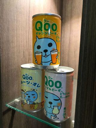 Qoo collectable Mini Can