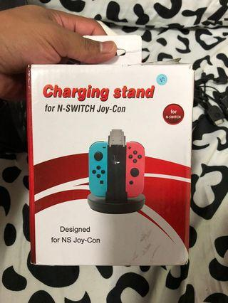 Charging stand for N-Switch joy-con