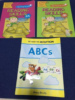 🚚 Learners reading skills