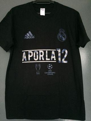 Real Madrid A Por La Duodecima T-Shirt
