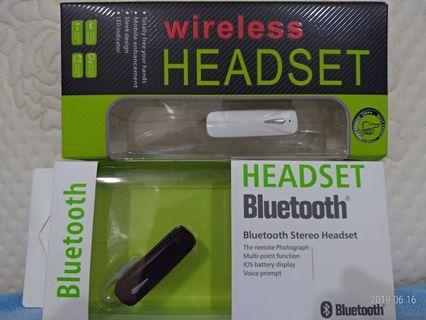 🚚 單耳藍芽耳機
