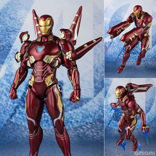 賣SHF Ironman mark 50 nanoweapon 1&2