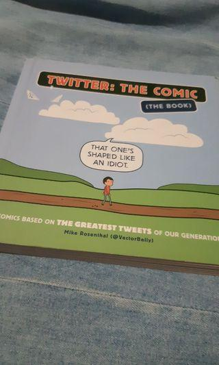 Twitter: The Comic by Mike Rosenthal
