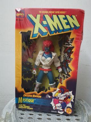 🚚 X-Men Deluxe Edition Mystique