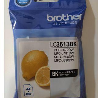 Brother LC3513BK printer ink