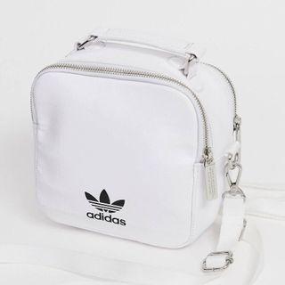 Adidas White Backpack