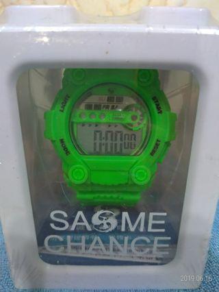 🚚 積木盒螢光手錶