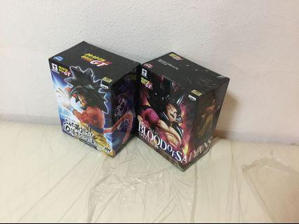 Wts ~ Dragon Ball: Blood of saiyan GT & Kamehameha goku