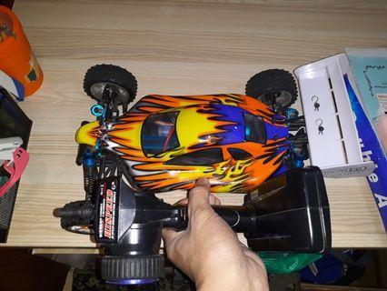 HIGH SPEED 4X4