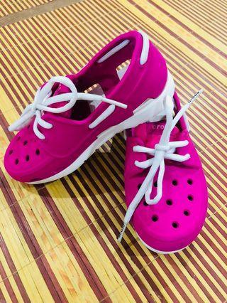 Crocs boat for kids