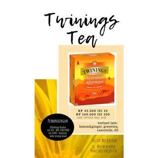 Twinings Tea MURAH #SociollaCarousell