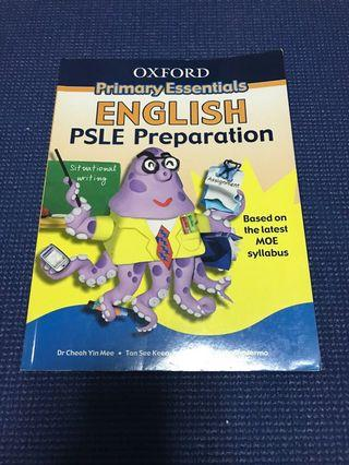 🚚 Oxford primary essential English psle preparation