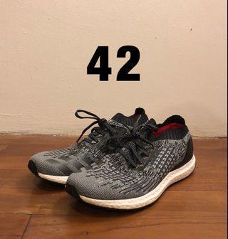 Adidas Ultraboost Uncaged Grey